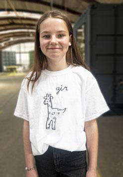 GIR - Eus shirt voor meisjes