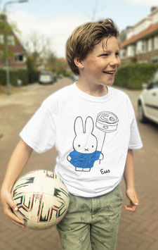 TONIJNTJE - Eus shirt voor jongens
