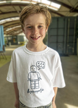 EGOPOPPETJE - Eus shirt voor jongens