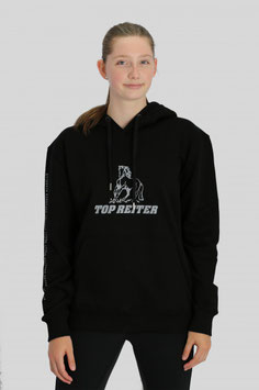 "Top Reiter Hoodie ""Hestur"", Damen"