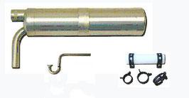 Motor DLA 116 - mit KS Dämpfer