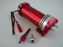 Kraftstoffpumpe elektrisch, Version II Ganzmetall, farbig