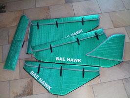 Flächentaschen Satz für BAe Hawk 1/4 von Airworld