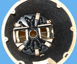 Dämmmatte (Motorhaube + Rumpf)