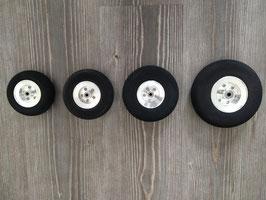 Leicht-Rad mit ALUFELGE und Kugellager
