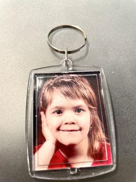 Schlüsselanhänger personalisiert mit eigenem Foto