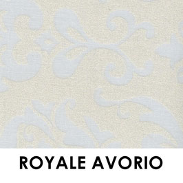 Paralume Ovale Royale Avorio