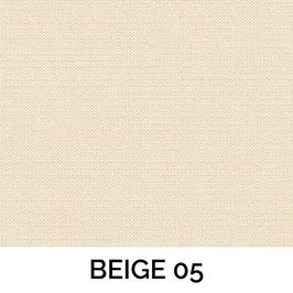 CONO PVC SENZA PASSAMANERIA COTONE BEIGE 05