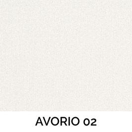 CONO PVC SENZA PASSAMANERIA COTONE AVORIO 02