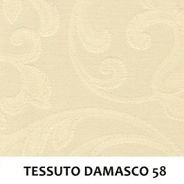 CONO PVC SENZA PASSAMANERIA DAMASCO 58