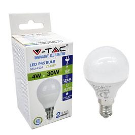 Lampadina Led E14 Potenza 4 Watt 320 Lumen A+