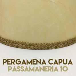 CONO PERGAMENA CAPUA CON PASSAMANERIA 10