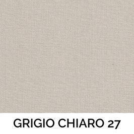 CONO PVC SENZA PASSAMANERIA COTONE GRIGIO 27