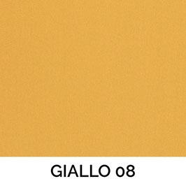 LAMPADARIO CILINDRO SEMPLICE PONGE' GIALLO