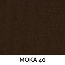 CONO PVC SENZA PASSAMANERIA COTONE MOKA 40