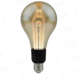 Lampadina Vintage Led E27 5 Watt 250 Lumen A