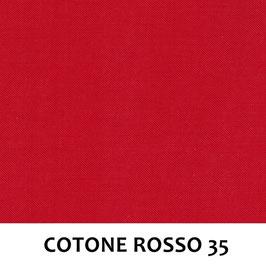 LAMPADARIO GIOVE ROSSO 35