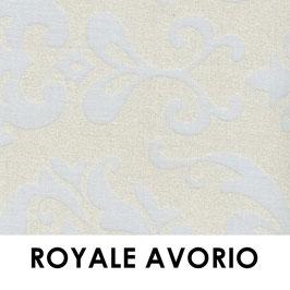 CONO TESSUTO ROYALE AVORIO