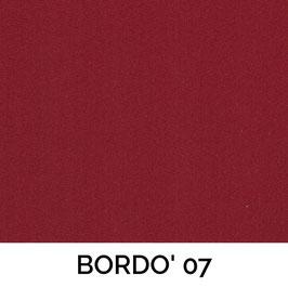PARALUME LONG TESSUTO PONGE' BORDO' 07