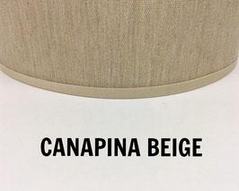 APPLIQUE MILANO TESSUTO CANAPINA BEIGE