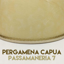 CONO PERGAMENA CAPUA CON PASSAMANERIA 7