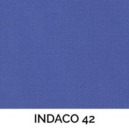 CONO PVC SENZA PASSAMANERIA INDACO 42