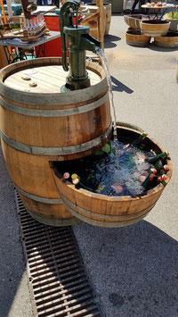 Deko-Brunnen