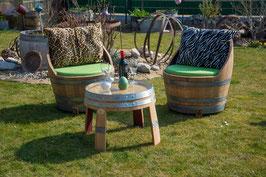 Sitzgarnitur Garten ⚫