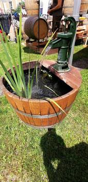 Mini Deko- Brunnen ⚫