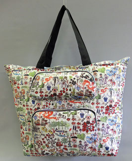 Beach Bag, foldable