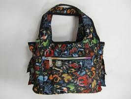 Handtasche - Klein aber Oho, Vogelkollektion