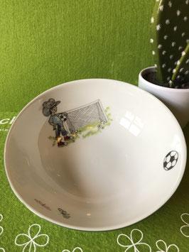 """Müslischale 14 cm """"Fußballer"""""""