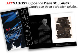 CATALOGUE EXPO PIERRE SOULAGES