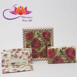 Confezione Rosa Florinda