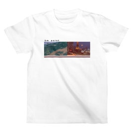 Sm point Printed T-shirt-1(Kid's)