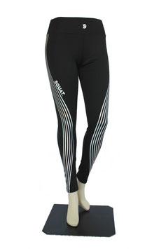 Squat. Leggings tight mit Reflex-streifen