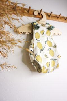 Zitronen Summer Romper