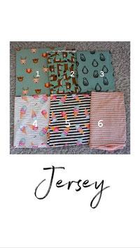 Jersey bedruckt