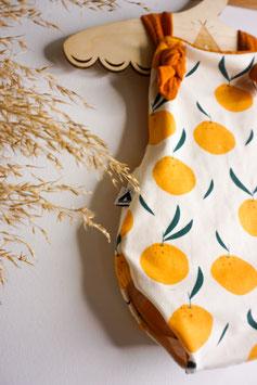 Orangen Summer Romper