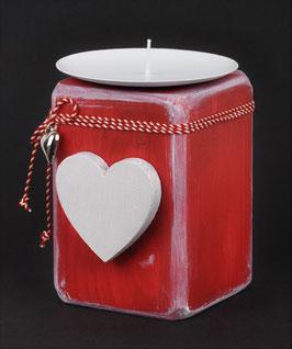 Kerzenhalter - Handgemacht