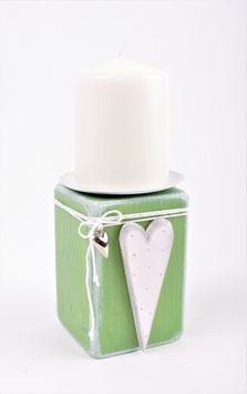 Kerzenhalter - Handarbeit