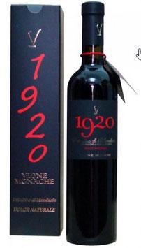 Vigne Monache - 1920 Primitivo Di Manduria Dolce Naturale DOCG