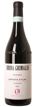 "Bruna Grimaldi - Barbera D'Alba DOC Superiore ""Scassa"""