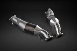 Capristo Downpipes für Nissan GT-R R35
