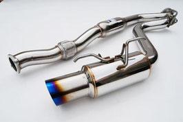 Invidia N1 Catback Exhaust - Impreza WRX/STI ab 08