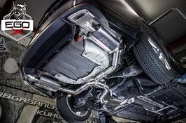 "3"" Klappenabgasanlage ab Kat für Skoda Octavia 5E RS"