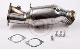 WAGNERTUNING  Hosenrohr Kit BMW E82 E90 N55 Motor