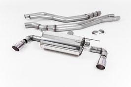 BMW M140i Milltek Abgasanlage (ECE bald Verfügbar)