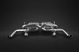 Capristo Klappenabgasanlage für Audi R8 V8 Mit Kat / Mit ECE Genehmigung