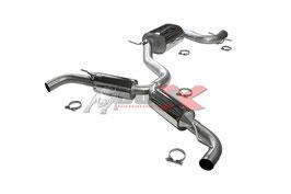 Y-Style Abgasanlage für Golf 6 GTI Modelle inkl. ED35